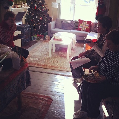 Boxing Day :: Nana & the Aunts