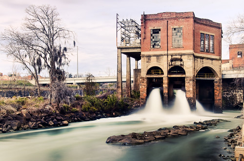 Flow from the Dam
