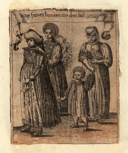 012-Basler Kleidung aller hoh- und nidriger Standts-Personen…1634- Hanns Heinrich Glaser
