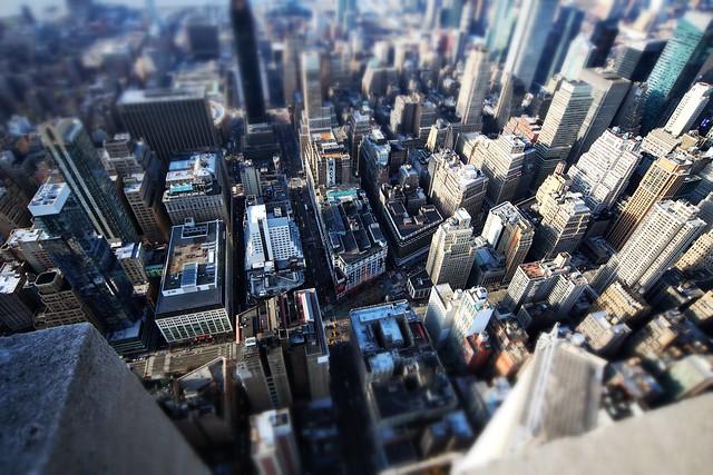 NYC Tilt-Shift