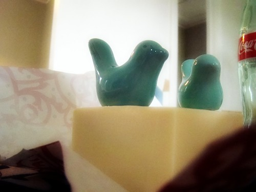 birdies and soap