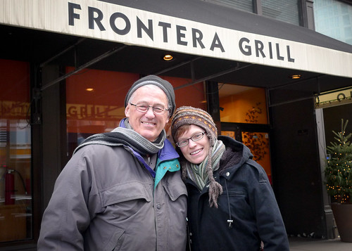 Lunch at Frontera Grill
