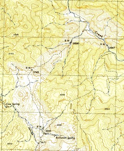 Bucksnort East, 1944