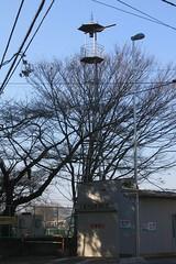 小深作の火の見櫓(さいたま市見沼区)