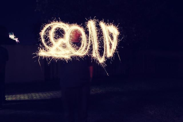 2011 sparklers