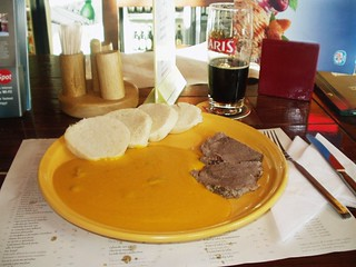 Slovakian Lunch