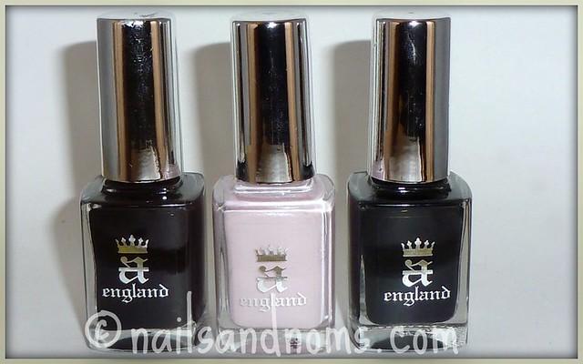 A-England: Lancelot, Iseult, Camelot
