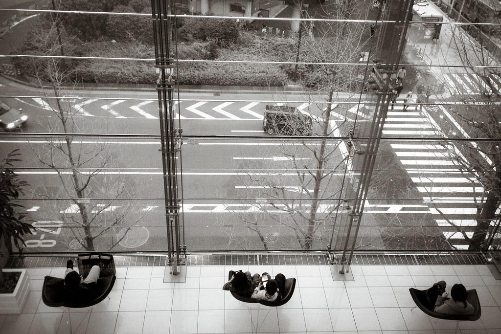 丸ビルの中 2012/01/03 IMG_6033