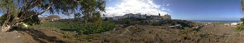 Camino del Guincho, Arucas. Isla de Gran Canaria