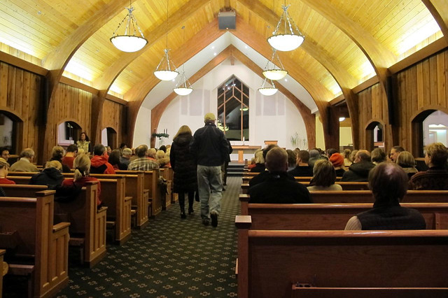 Vail Interfaith Chapel, Colorado