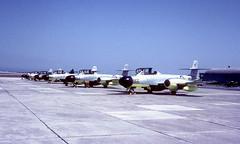 728 (FRU) Squadron Fleet Air Arm, HalFar, Malta.