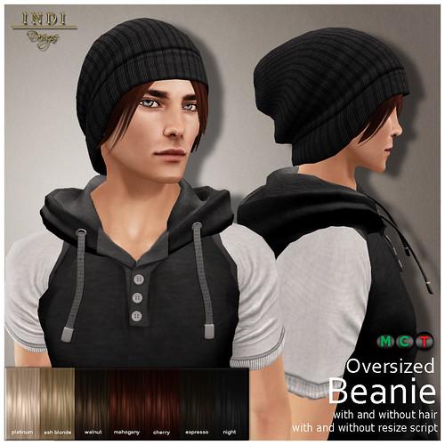 Oversized Beanie