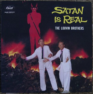 The Louvin Brothers / Satan Is Real