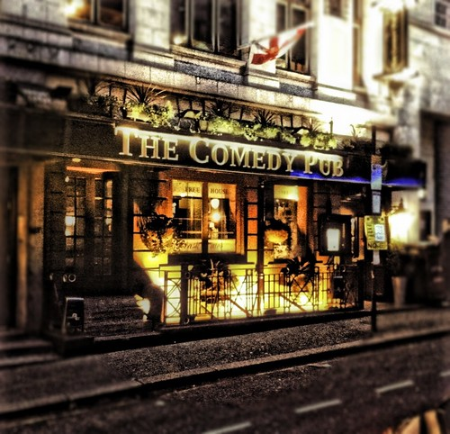 Comedy Pub - Londres