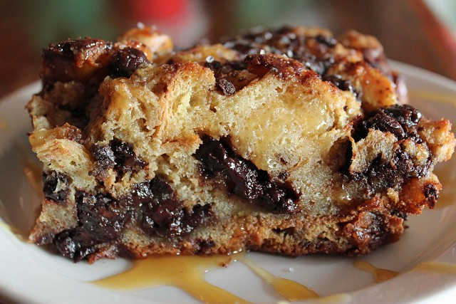 Salted Caramel Chocolate Bread Pudding | Flickr - Photo Sharing!