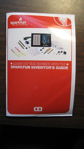 SparkFun Inventor's Guide: Instruction Manual