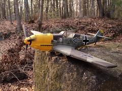 Messerschmitt Bf-109 Emil