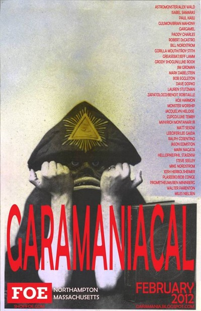 GARAMANIACAL