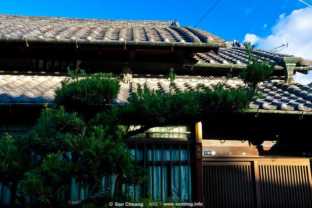 奈良 - 前往法隆寺