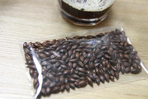 チョコレート麦芽