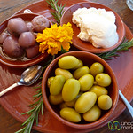 Cretan Food at Agreco Farm - Rethymnon, Crete