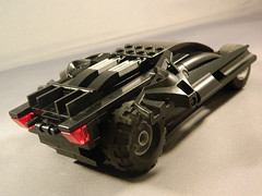 Batmobile 2.0 by SHARPSPEED