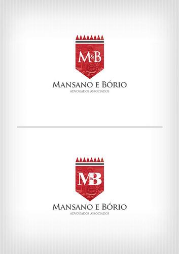 Logo Mansano by chambe.com.br