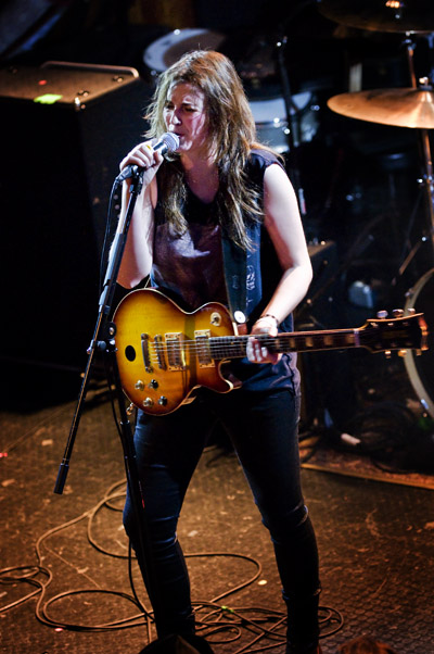Emily Armstrong of Dead Sara