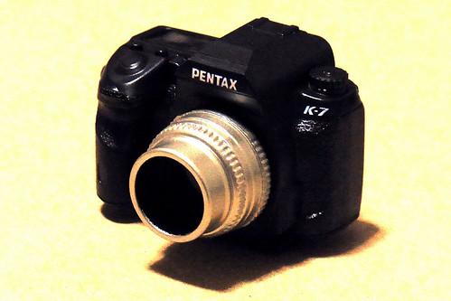 PENTAX K-7 フィギュア