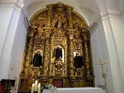Reyes en Benedictinas