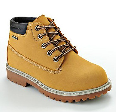 Kids Sonoma Work Boots $7 41 Shipped with Kohl s Card