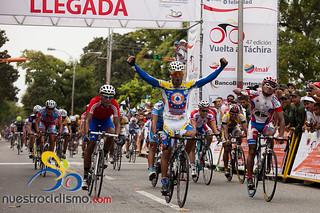 1ª eta. Vuelta al Táchira 2012