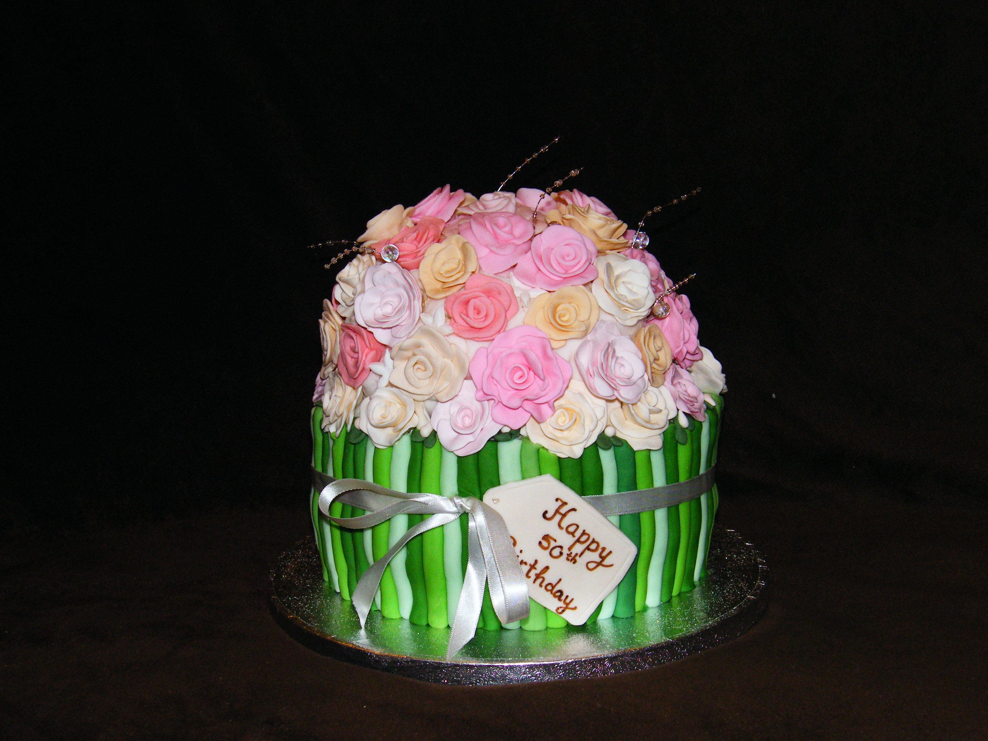 Image Result For Large Cake Bouquet