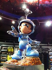 Space Mickey