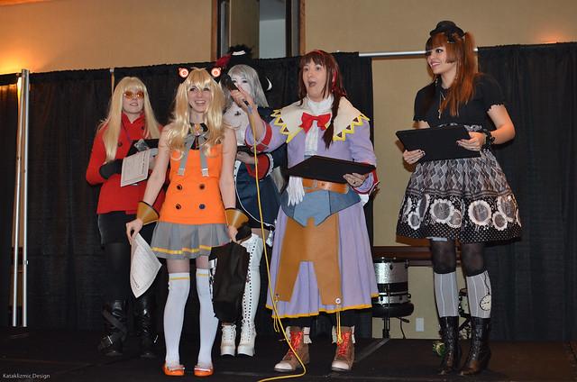 Masquerade @ Taiyou Con 2012