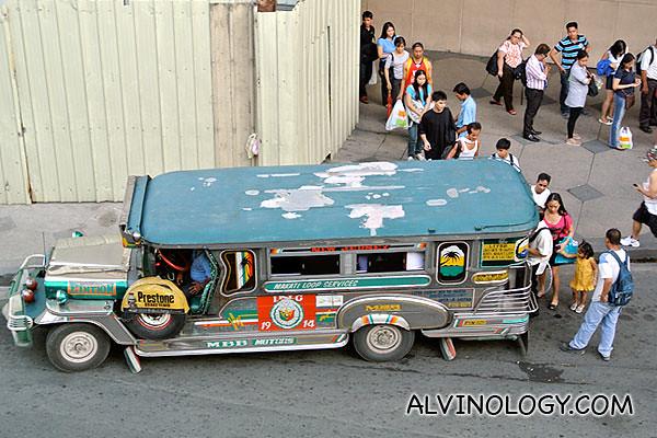 Lorry-bus