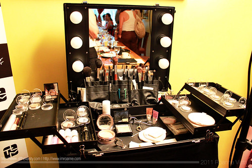 Tony Moly Disco Diva Makeup Event