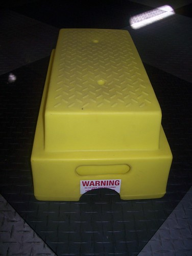 Shurestep Step Stool III for Helicopter