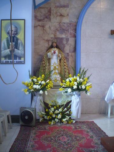 Altar Christ the King