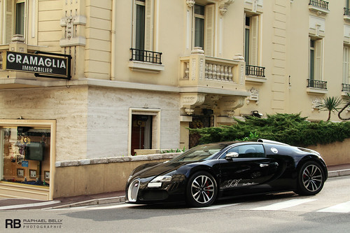Bugatti Veyron Grand Sport SK Limited Edition No 1