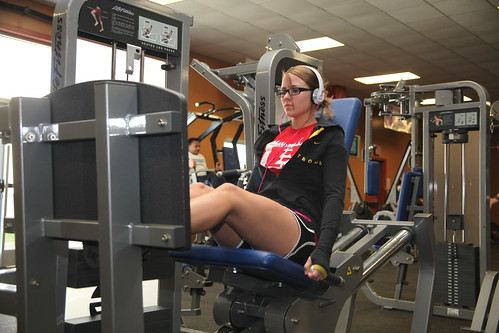Photo:Devil Dog gym begins new year with new gear By:CherryPoint