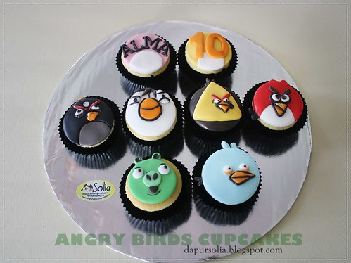 Angry Birds for Alma