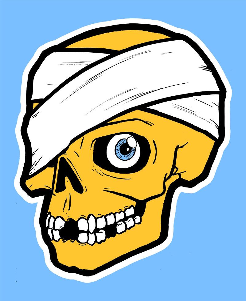 Deadbeat 'Skully'