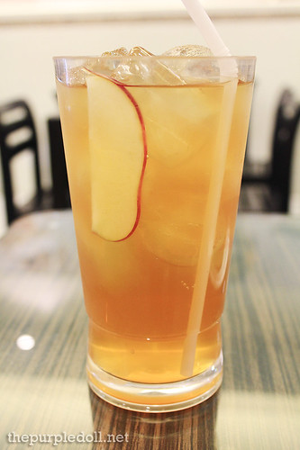 Honey Apple Iced Tea P90