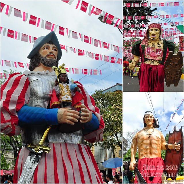 Sinulog Parade Mascot 2