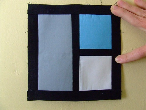 StudioPress quilt block