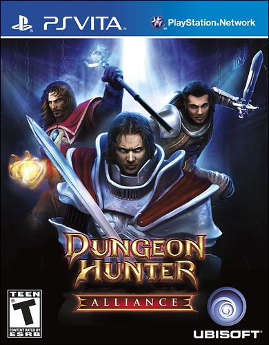 Dungeon Hunter Aliiance para PS Vita