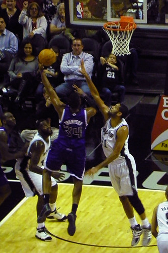 Spurs vs. Kings
