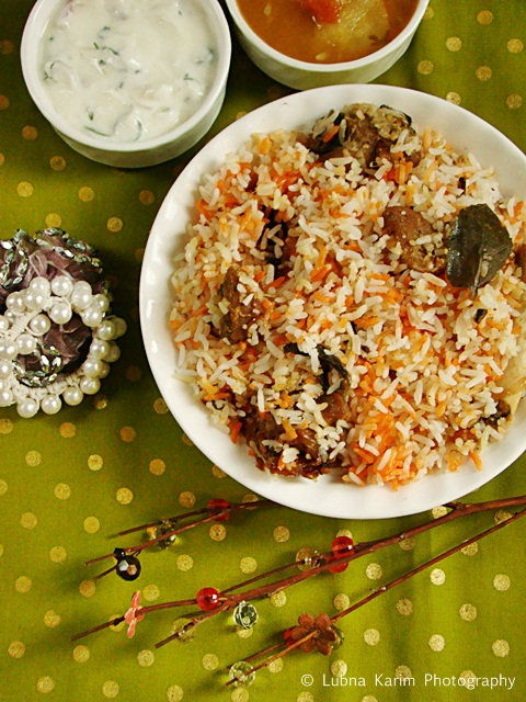 Yakhni Pulao Shahjahani - A Royal Feast From The Kitchen's ...