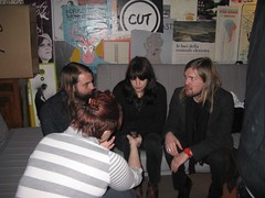 Interview with Band Of Skulls